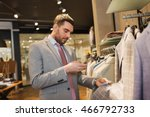 sale  shopping  fashion ... | Shutterstock . vector #466792733
