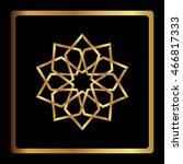 Circular Pattern. Geometric...
