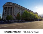 Small photo of Federal Trade Commission Building is located in Washington D.C., USA. It is the headquarters for Federal Trade Commission. The architect of the building was Edward H. Bennett and was built in 1938.