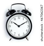alarm clock on white background | Shutterstock . vector #467062367