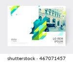 Minimalistic Brochure Design....