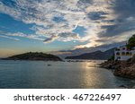 Beautiful Sunset In Sant Elm A...