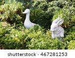 Ornamental Sculpture For Garden