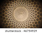 Dome Of The Mosque  Oriental...