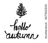 Stylish Greeting Card With...