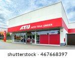 baden baden  germany   may 29 ...   Shutterstock . vector #467668397