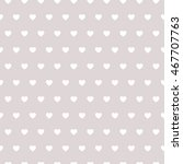 seamless vector pattern with... | Shutterstock .eps vector #467707763