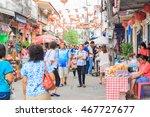chonburi  thailand    august 12 ... | Shutterstock . vector #467727677