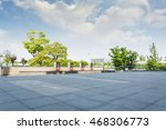 sunny day in park   Shutterstock . vector #468306773