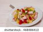 Pasta Salad With Chicken And...