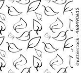 leaves. autumn. textiles....   Shutterstock .eps vector #468490613