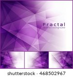 fractal abstract background.... | Shutterstock .eps vector #468502967