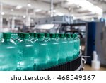 water bottling line for... | Shutterstock . vector #468549167