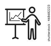 business exposition | Shutterstock .eps vector #468682223