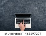 laptop  notebook computer   Shutterstock . vector #468697277