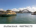 sydney  australia   april  2016 ... | Shutterstock . vector #468786173