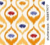 seamless geometric pattern ... | Shutterstock .eps vector #468897977
