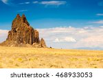 Shiprock Formation In New...