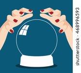 cartoon illustration of a... | Shutterstock .eps vector #468996593