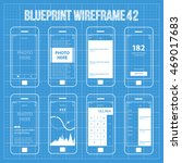 mobile wireframe app ui kit 42. ...