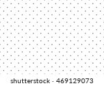 dotted simple seamless vector... | Shutterstock .eps vector #469129073