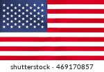 united states country flag with ... | Shutterstock . vector #469170857