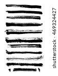 grunge spot ink. modern... | Shutterstock .eps vector #469324427