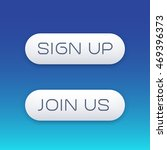 sign up  join us modern buttons ...