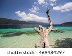ravee island  koh ravee  satun  ... | Shutterstock . vector #469484297