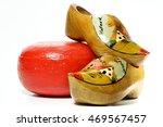 Edam Cheese Wheel With...