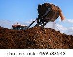Excavator Shovel Working On A...