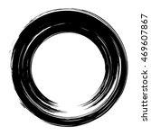 ink modern label  logo grunge... | Shutterstock .eps vector #469607867