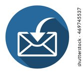 mail icon  vector  icon flat