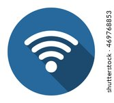 wifi icon  vector  icon flat