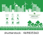 ecology connection  concept... | Shutterstock .eps vector #469835363