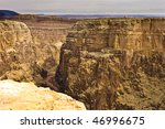 View Of Colorado River In Gran...