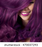 beautiful smile model with... | Shutterstock . vector #470037293