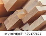 wood timber construction... | Shutterstock . vector #470177873