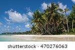 Remote Island  Tropical Beach ...