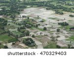 a village in a rural area of... | Shutterstock . vector #470329403