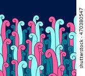 vector sea design  seaweed...   Shutterstock .eps vector #470380547