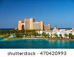 nassau  bahamas   march 9. 2016 ... | Shutterstock . vector #470420993