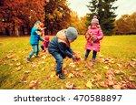 Childhood  Leisure  Autumn ...