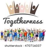 diversity nationalitise unity... | Shutterstock . vector #470716037
