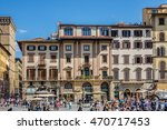 florence  italy   august 7 ... | Shutterstock . vector #470717453