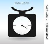 bench scales vector illustration   Shutterstock .eps vector #470943293