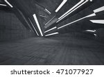 empty dark abstract concrete... | Shutterstock . vector #471077927