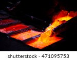 master alloys production from... | Shutterstock . vector #471095753