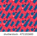 oktoberfest seamless pattern.... | Shutterstock .eps vector #471102683