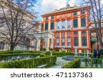 View Of The Palazzo Rosso From...